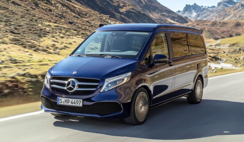 2021 Mercedes-Benz Camper Van Marco Polo full