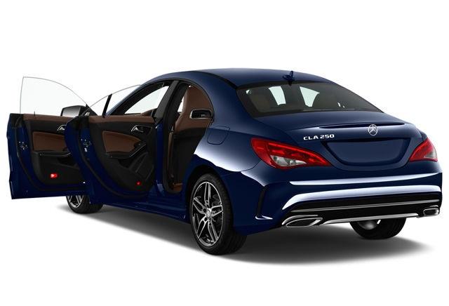 Mercedes Benz CLA full