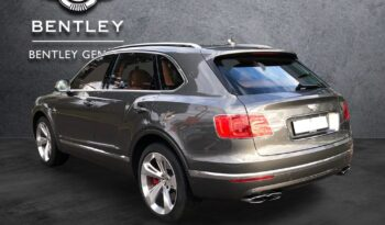 BENTLEY Bentayga V8 2020 full