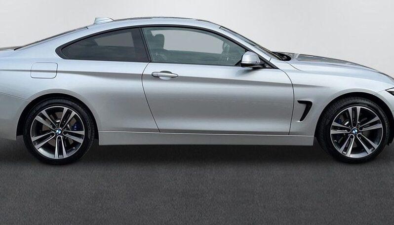 BMW 440i Coupé 2020 full