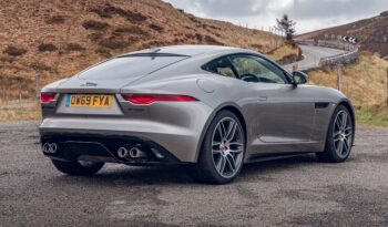 Jaguar F-Type 2021 full