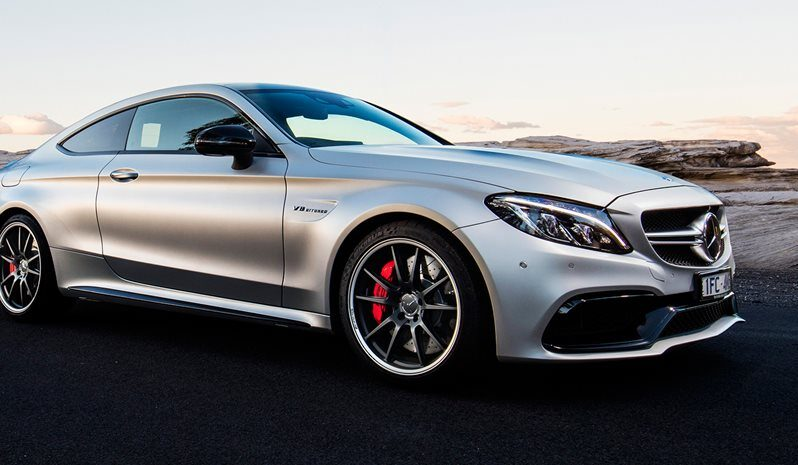 2016 Mercedes Benz AMG C63 Coupe full