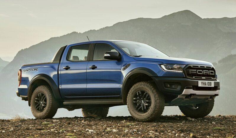Ford Ranger Raptor 2020 full