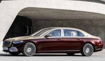 2021 Mercedes-Maybach S-Class Luxury Limousine full