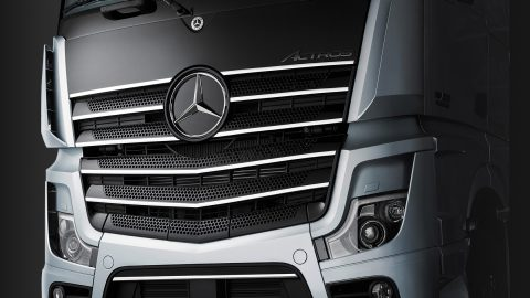 Mercedes Benz Actros 2020 full