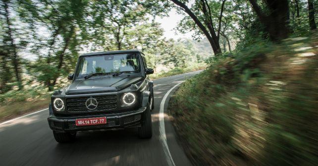 Mercedes Benz G 350d full
