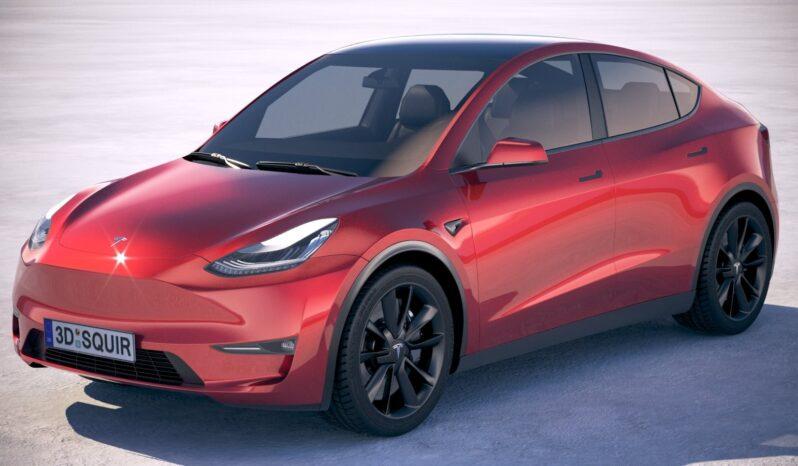 Tesla Model Y 2021 full