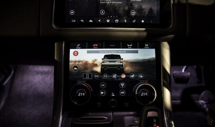 2018 Range Rover Sport TDV6 SE full