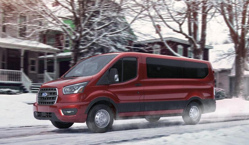 2021 Ford Transit Van full
