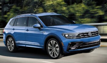 2021 Volkswagen Tiguan full