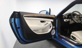 BENTLEY Continental GTC 6.0 W12 2020 full