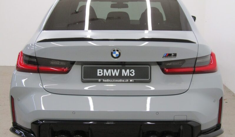 BMW M3 Competition 2021 full