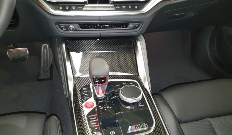 BMW M4 Coupé Competition 2021 full