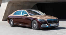 2021 Mercedes-Maybach S-Class Luxury Limousine