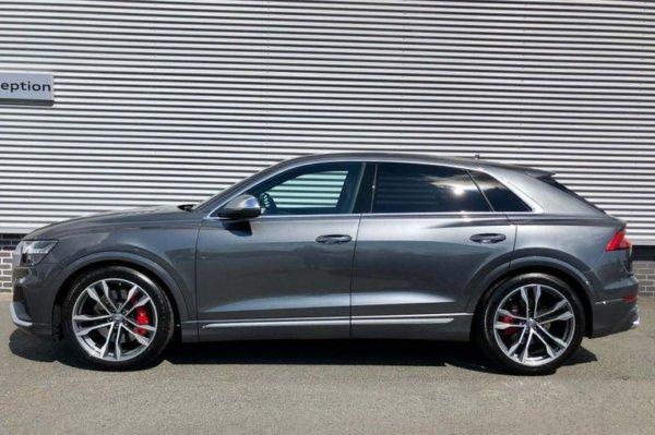 Audi SQ8 2020 full