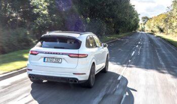 2017 Porsche Cayenne Turbo full