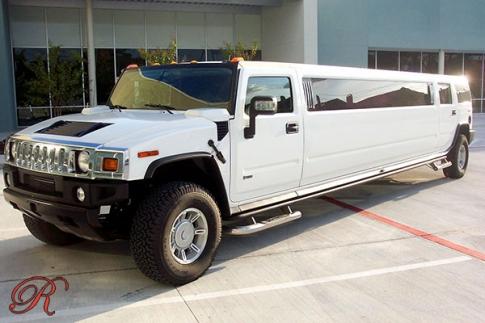 Stretch Hummer Limousine 2020 full